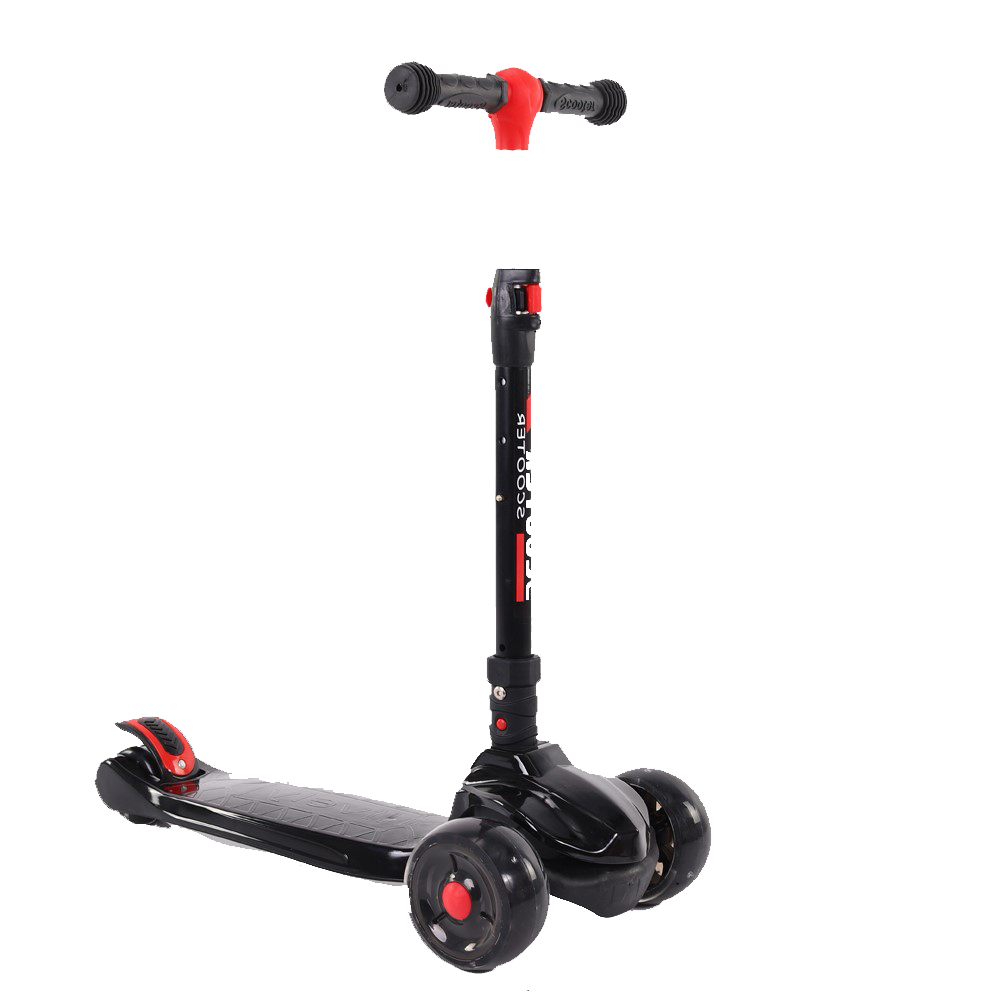 SCOOTER SC 518 BLACK